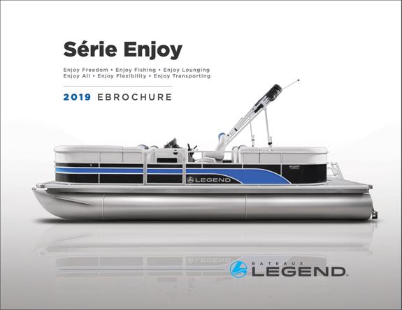 2019 Enjoy Series French eBrochure